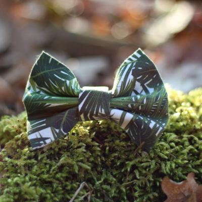 Noeud papillon Jungle